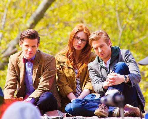 Doctor Who Season 7 <3