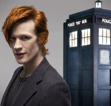Doctor gone ginger