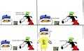 Dolan Comic: Gooby and the KoolAid - uncle-dolan fan art