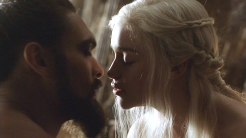 Drogo and Daenerys