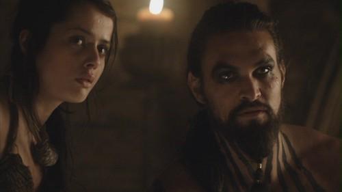 Drogo and Irri