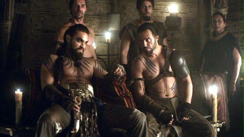 Drogo and Qotho