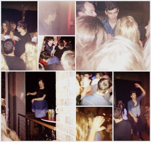 Drunk Zarry♥