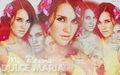 Dulce Maria Fan Art - anahi-and-dulcemaria-and-maite fan art