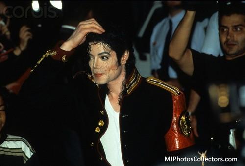 EVERY সেকেন্ড FOR ME IS আপনি BEAUTIFUL MICHAEL