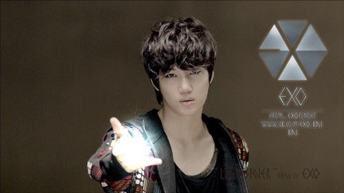 EXO-K wallpaper probably containing a portrait entitled EXO-K -Kai