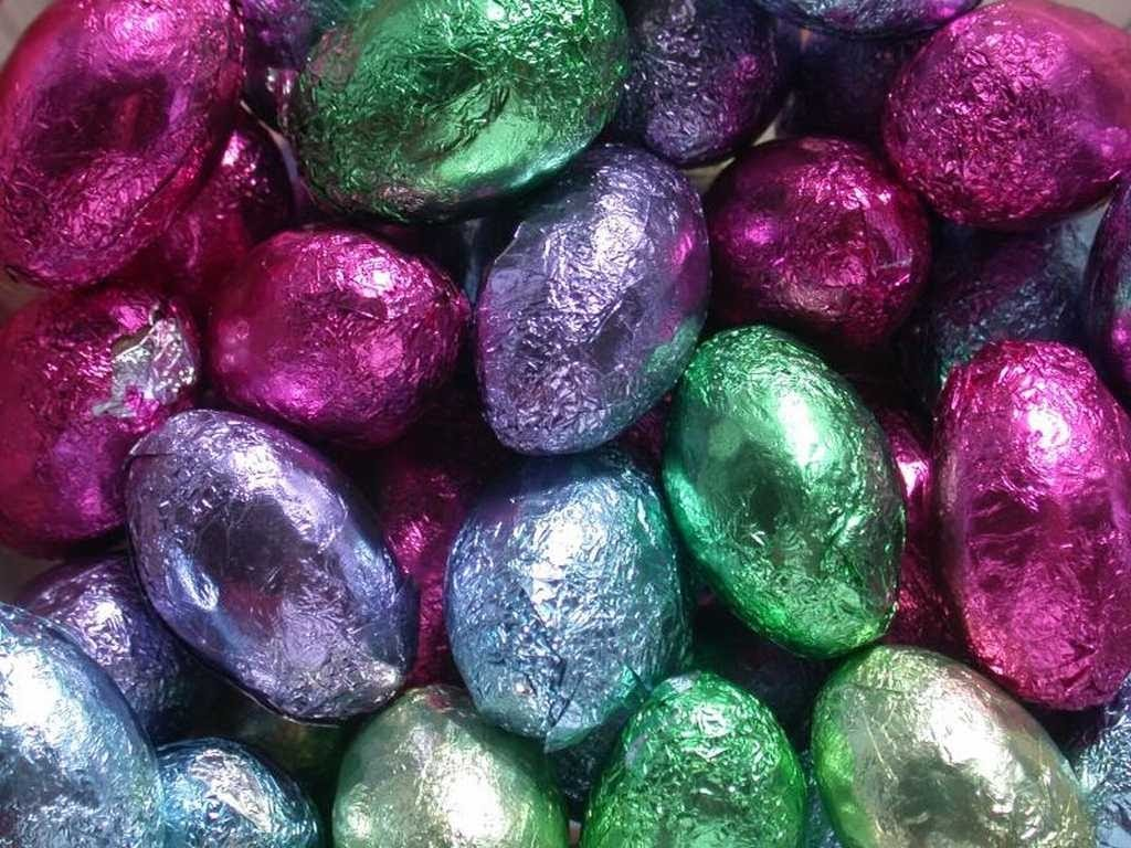 Easter easter eggs