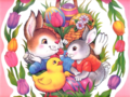 Easter friends - yorkshire_rose wallpaper
