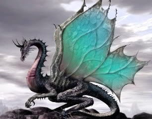 smaragd Dragon