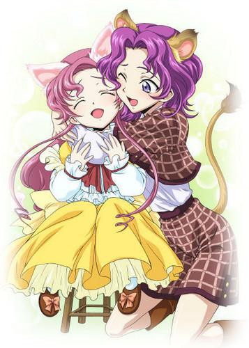 Euphemia and Cornelia