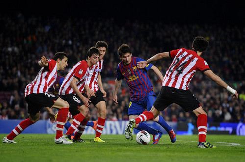 FC Barcelona (2) v Athletic Club (0) - La Liga