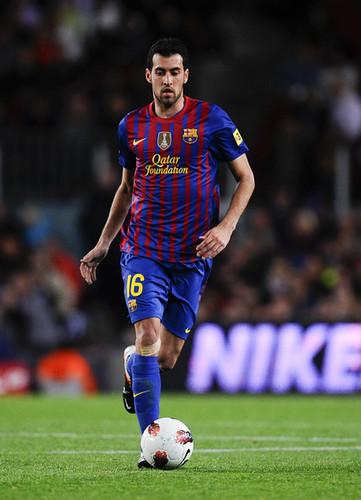FC Barcelona (4) v Getafe (0) - La Liga