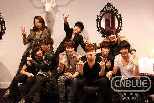 """FT Island & CNBlue """"Stand Up"""" Concierto L.A"""