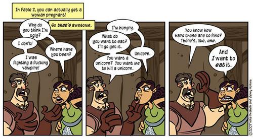 Fable 2 comic