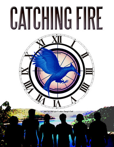 fan Made Catching fuego Poster