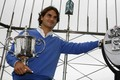 Federer in NY 2009