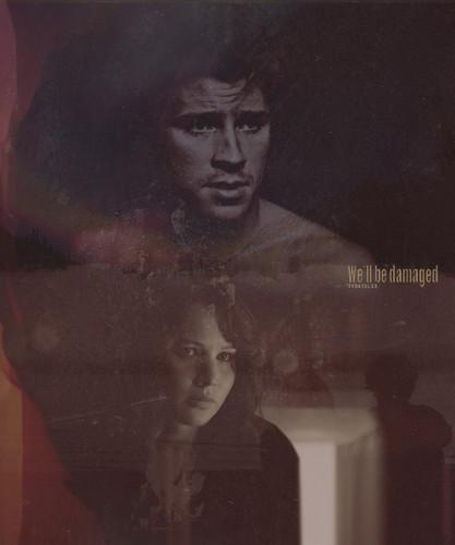 Finnick&Katniss