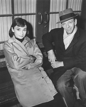Fred Astaire and Audrey Hepburn - fred-astaire PhotoFunny Face Audrey Hepburn Fred Astaire
