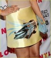 Freida Printo: Flaming Car Dress for Nylon Party!