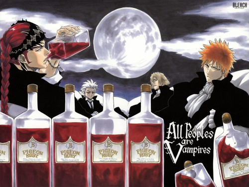 GROUP - bleach-anime Photo
