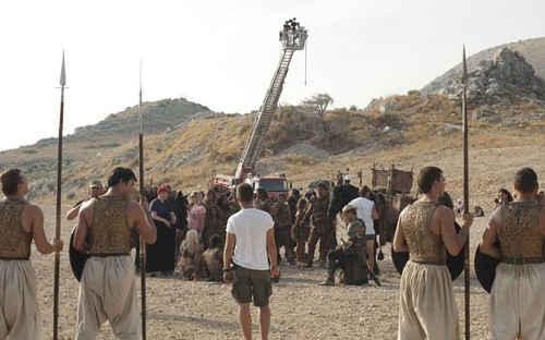 Game of Thrones- Season 2- BTS foto-foto