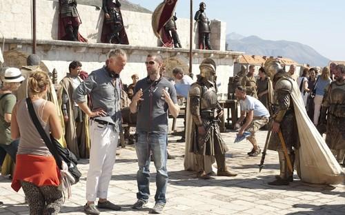 Game of Thrones- Season 2- BTS mga litrato