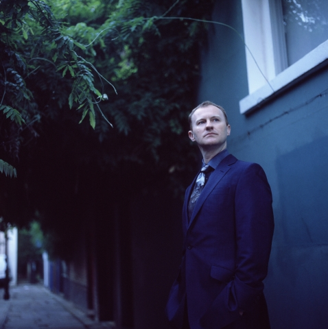 Mycroft Holmes wallpaper with a business suit, a suit, and a well dressed person entitled Gatiss
