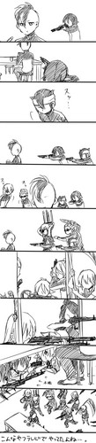 Geez i wonder what Fudou did this time? -_-||