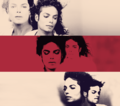 Give me a whisper~*And give me a sigh~*Give me a kiss before you tell me goodbye♥ಞ - michael-jackson photo