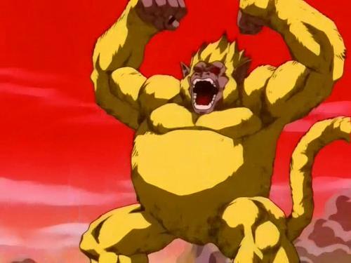 Golden Ape Goku