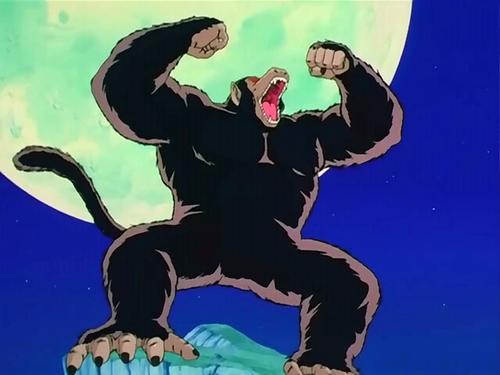 Great Ape Gohan