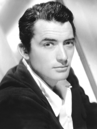 Gregory Peck wallpaper containing a business suit entitled Gregory Peck