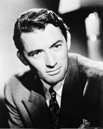 Gregory Peck wallpaper containing a business suit, a suit, and a three piece suit entitled Gregory Peck