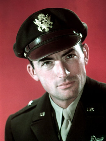 Gregory Peck 바탕화면 with dress blues, a green beret, 연대 복, 연대, and 연대 복, 연대, regimentals called Gregory Peck