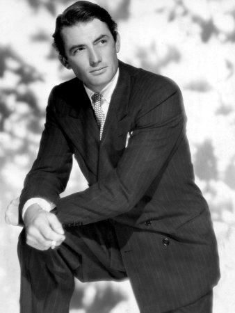 Gregory Peck 바탕화면 with a business suit, a suit, and a well dressed person titled Gregory Peck