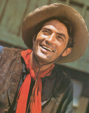 Gregory Peck Обои possibly containing a boater and a fedora titled Gregory Peck