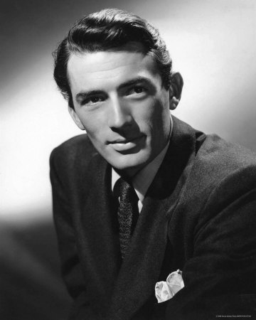 Gregory Peck Обои containing a business suit entitled Gregory Peck