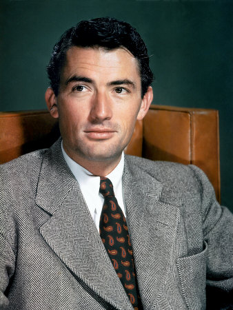 Gregory Peck wallpaper containing a business suit and a suit called Gregory Peck