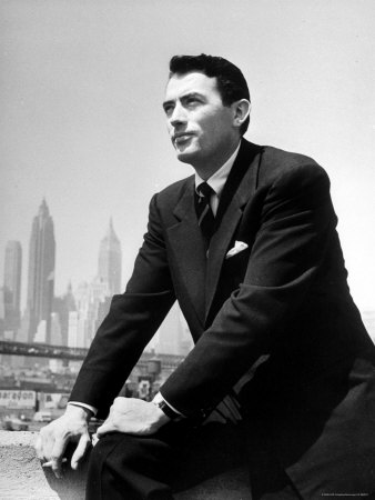 Gregory Peck wallpaper with a business suit, a suit, and a three piece suit called Gregory Peck