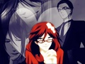 Grell as Ophelia - grell-sutcliffe wallpaper