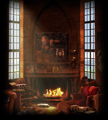 Gryffindor Common Room(Pottermore)