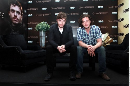 HBOLAT Press - April 10, 2012 - game-of-thrones Photo