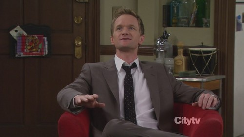 Barney Stinson wallpaper with a business suit titled HIMYM - 7x20