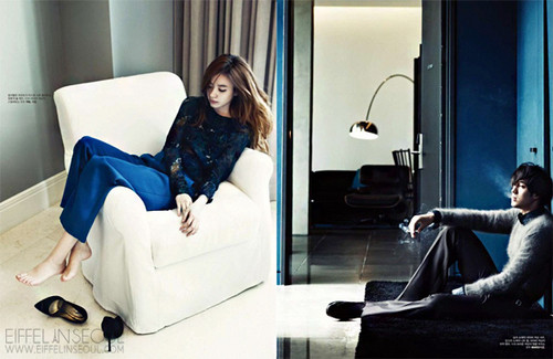 Han Hyo Joo wallpaper containing a living room titled Han Hyo Joo