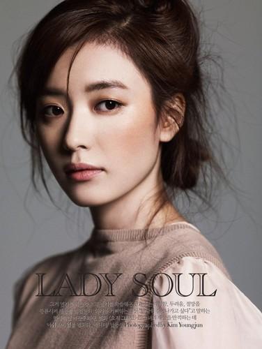 Han Hyo Joo wallpaper containing a portrait titled Han Hyo Joo