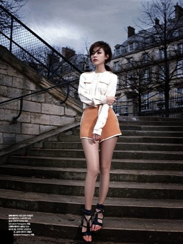 Han Hyo Joo wallpaper possibly with bare legs and hot pants titled Han Hyo Joo