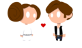 Han and Leia Dollz