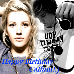 Happy Birthday Callum!:) ^^