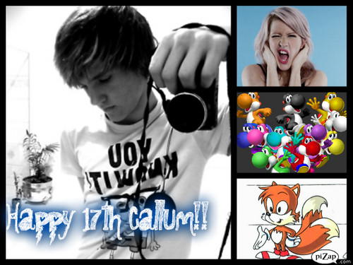 Happy Birthday Callum! ^-^