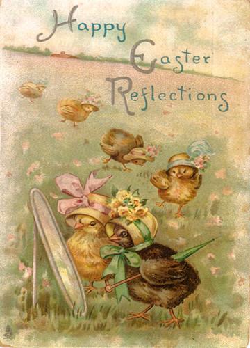 Happy Easter, Claudia!